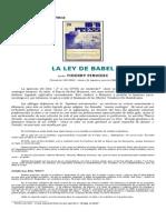 LA LEY DE BABEL