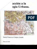 Introducción a la hidrología urbana - Campos Aranda