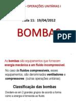 Aula11 Bombas