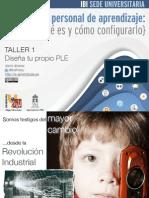 Taller 1 - Diseña Tu Propio PLE