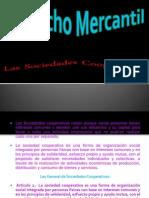 Derecho Mercantil - Sociedades Cooperativas