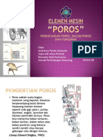 ELEMEN MESIN - POROS.pptx