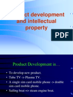 Product Dev n Ip