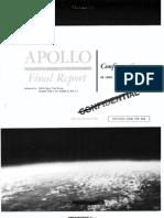 NASA Early Proposed Apollo Configuration 1961