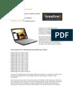 Dépannage Portable Acer Aspire - 04 88 71 52 65
