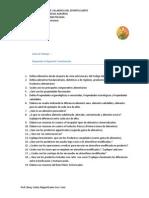 Cuestionario de Clase 2 de Bromatologia 2012