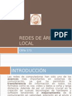 Redes de área local. Clase 2.