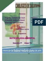Practica 1 Biotecnologia
