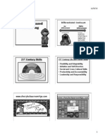 Project-Based Learning K-12.01 Handout