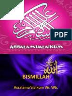Aktualisasi Islam Ppt