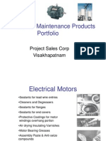 Electrical Products Portfolio
