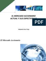 MercadoAccionario Actual y Expectativas