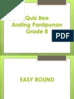 Quiz Bee