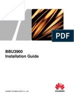 Installation Guide for DBS3900