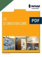 Jet Orientation Course Factsheet 2013 En