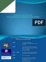 semana 1EVOLUCIÓN DE LAS TELECOMUNICACIONES