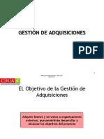 DIA 12 - G. Adquisiciones
