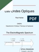 COURS VI - Fibres Optiques