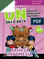Materi Pengayaan UN Bahasa Indonesia SMP MTs