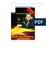 Riots, Revolutions, and Russia