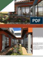 Proyecto de Casa Habitación en Tuzamapan