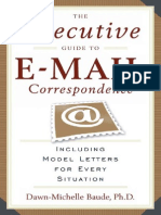 The Executive Guide to E-mail