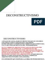 22.-DECONSTRUCTIVISMO