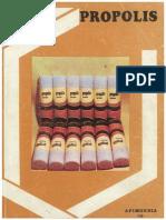 Propolisul - Ed.III - 1981 - 154 pag