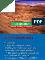 Efek Samping Obat (Gizi)
