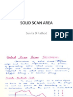 Solid Areas Scan Conversion