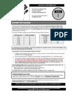 Gitex 2009 Exhibitors Manual - Forms