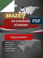 Brazil as Emerging Economy