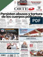Periódico Norte de Ciudad Juarez 10 de Diciembre de 2013