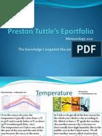 preston tuttles eportfolio meterology 1010