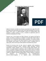 E Juan Amos Comenio