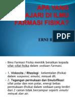 Kuliah Farfis 1- KMK