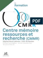 Livret Info Centre Memoire 2011 Br