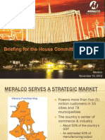 Meralco Presentation Nov 18