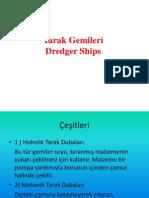 Tarak Gemileri