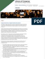 Kluge Fellowship in Digital Studies