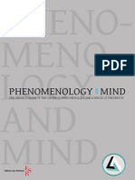 R. de Monticelli & F. D. Vecchi 2011, Phenomenology & Analytic Philosophy