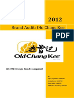 old chang kee brand audit
