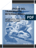 Logistica Del Transporte Internacional Grup-11 G-c-e- 9no-Cicl.