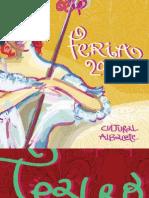 Programacion Feria 09
