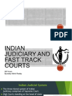 Indian Judiciary and Fast Track Courts (1)