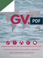 Presentación GV Soluciones 2013 ENGLISH