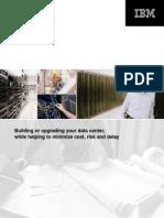 IBM Data Center Brochure Services_09!28!06