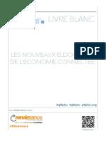 """Livre Blanc """"les nouveaux eldorados de l'économie connectée"""" - Institut G9+ & Renaissance Numérique"""
