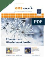 wissenswert Dezember 2013 - Magazin der Leopold-Franzens-Universität Innsbruck