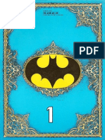 Batman -  Tudo Em Cor 01